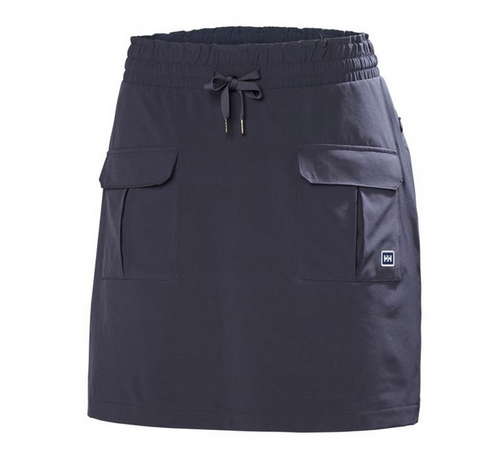 Helly Hansen Vik Skirt, Women's, Graphite Blue - 62894-994