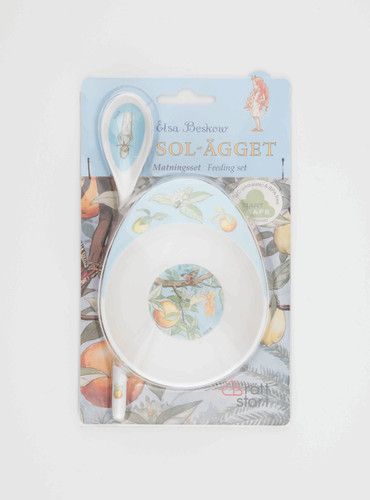 Elsa Beskow - The Sun Egg - Infant Feeding Set