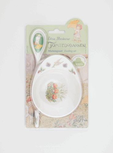 Children of the Forest - Infant Feeding Set