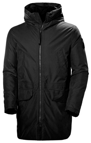 Helly Hansen Calgary Parka, Mens - Black | 53323-990 (53323-990)