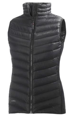 Helly Hansen W Verglas Down Insulator Vest, Women's - Black | 62337-991
