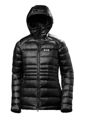 Helly Hansen W Vanir Icefall Down Jacket, Womens - Black | 62777-990