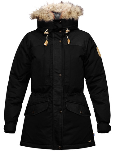 Fjällräven Singi Down Jacket, Women's, Black - F89647-550