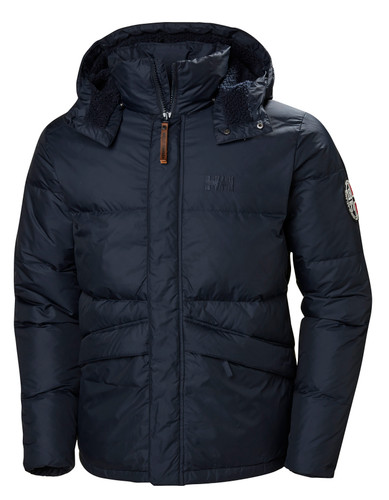 Helly Hansen 1877 Down Jacket, Mens - Navy| 53334-597