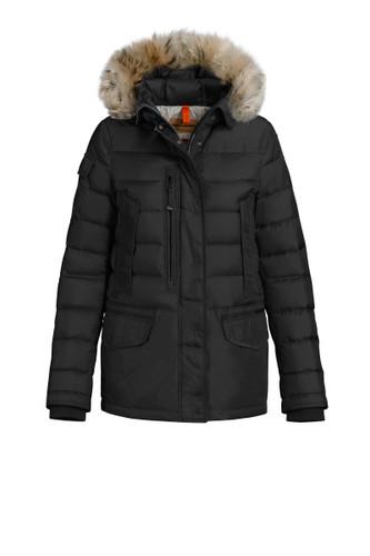 Parajumpers Lynn Down Jacket, ML33, Womens Extra Large - Black (PWJCKML33-BLK-XL)