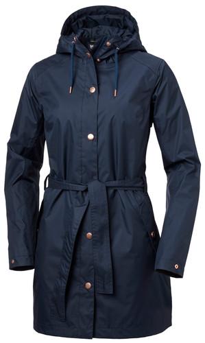 Helly Hansen Lyness II Coat, Women's - Navy, 53248-597 (53248-597)