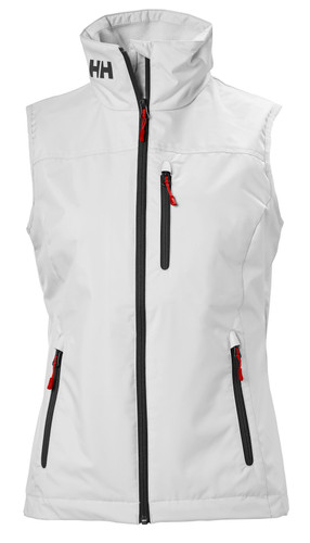 Helly Hansen Crew Vest, Women's - White, 30290-001