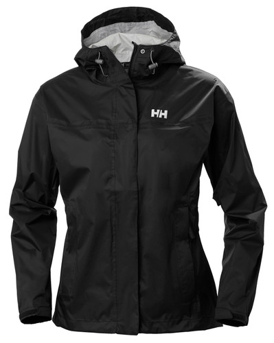Helly Hansen Loke Jacket, Women's - Black, 62282-990