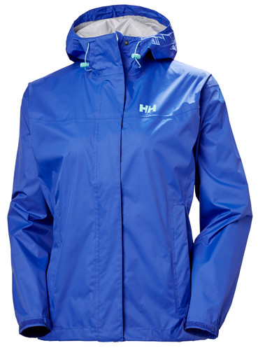 Helly Hansen Loke Jacket, Women's - Royal Blue, 62282-514