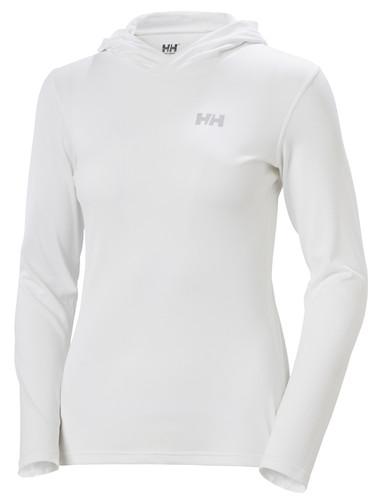 Helly Hansen Lifa Active Solen Hoodie, Women's - White, 48344-001