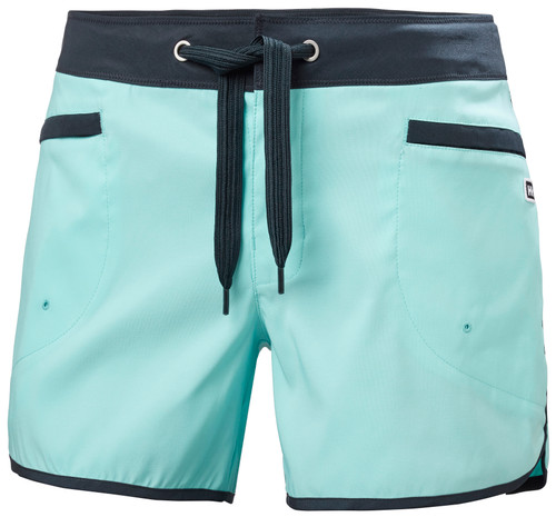 Helly Hansen Solen Classic Watershort, Women's - Glacier Blue, 62970-648