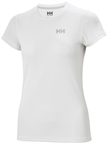 Helly Hansen Lifa Active Solen SS T-Shirt, Women's - White, 49353-001