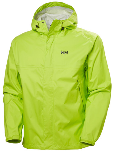 Helly Hansen Loke Jacket, Men's - Lime Green, 62252-402
