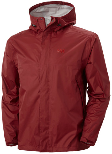 Helly Hansen Loke Jacket, Men's - Oxblood, 62252-215