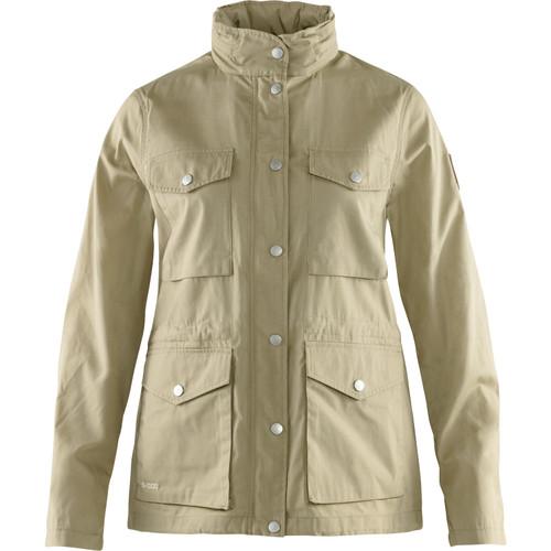 Fjällräven Räven Lite Jacket, Women's, Sandstone - F83517-195