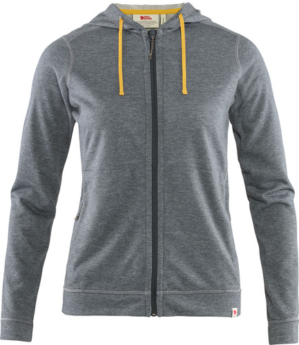 Fjällräven High Coast Lite Hoodie, Women's, Navy/Grey - F83508-560