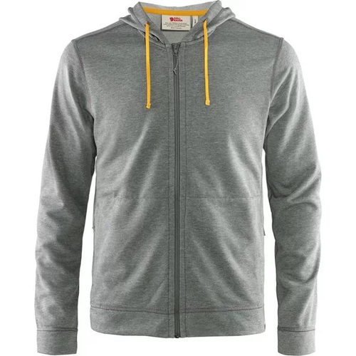 Fjällräven High Coast Lite Hoodie, Men's, Navy/Grey Mel - F83709-560