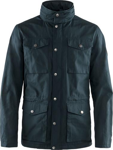 Fjällräven Räven Lite Jacket, Men's, Dark Navy - F82607-555