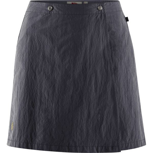 Fjällräven Travelers MT Skort, Women's - Dark Grey, F84760-030