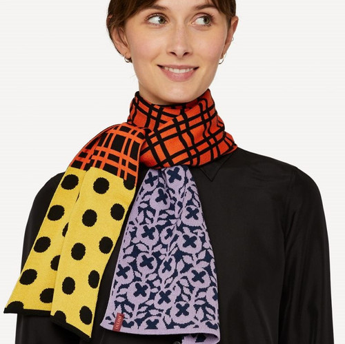 Oleana Bits & Bobs Scarf, 515-CE Sunflower Seed