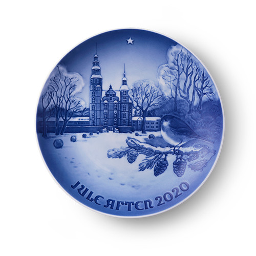 Bing and Grondahl 2020 Christmas Plate