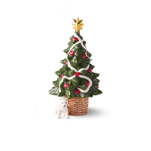 Royal Copenhagen 2020 Annual Christmas Tree Figurine (1051102)
