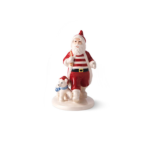 Royal Copenhagen 2020 Annual Santa Figurine (1051101)