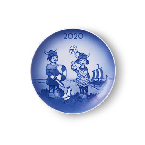 Bing and Grondahl 2020 Children's Day Plate (1051106)