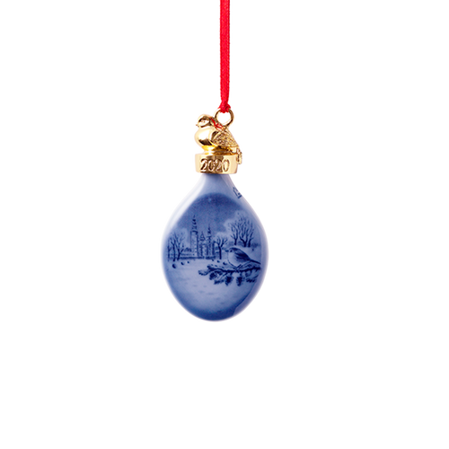 Bing and Grondahl 2020 Christmas Drop Ornament (1051108)
