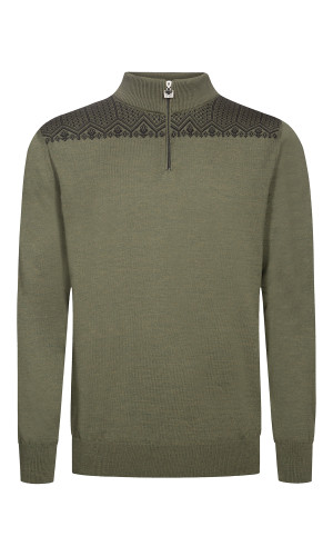 Dale of Norway Eirik Pullover - Dark Green/Black, 93851-G (93851-G)