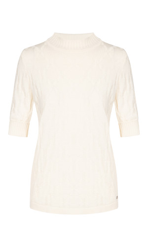 Dale of Norway Lilly Top, Ladies - Off White, 94321-A (94321-A)
