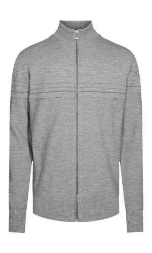 Dale of Norway Syv Fjell Full-Zip Cardigan, Mens - Navy/Off White, 83551-C (83551-C)