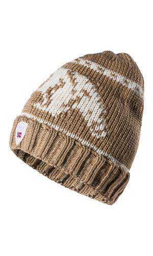 Dale of Norway Isbjørn Hat - Beige/Off White, 48311-P (48311-P)