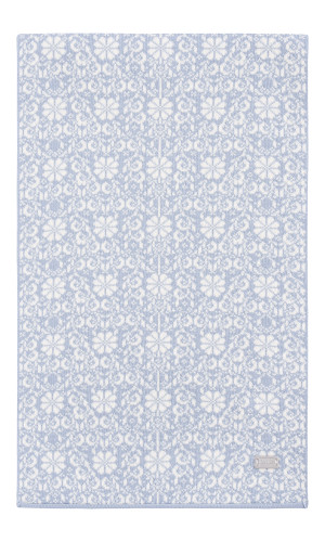 Dale of Norway Otelie Scarf, Ladies - Ice Grey/Off White, 11731-D (11731-D)