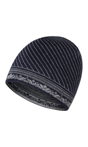 Dale of Norway André Hat - Navy/Smoke, 48771-C (48771-C)