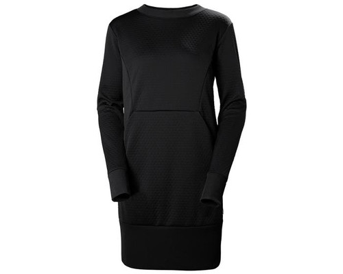 Helly Hansen Hytte Dress, Women's -Ebony, 62932-980 (62932-980)