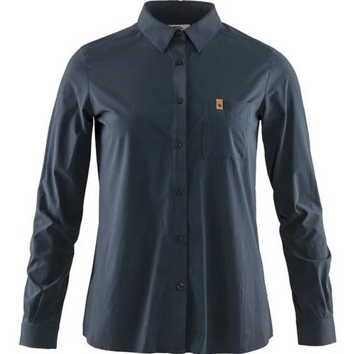 Fjällräven Övik Lite Shirt, Women's, Navy - F89980-560 (F89980-560)