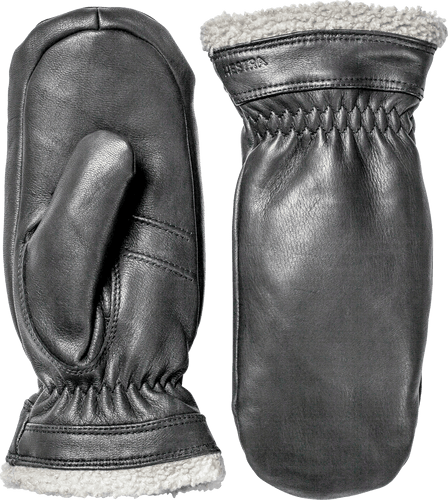 Hestra Sundborn Women's Mitt, Black (19081-100)