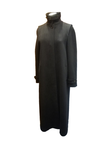 Schneider's Huberta Ladies' Long Coat, in Black (02588381240-5900)