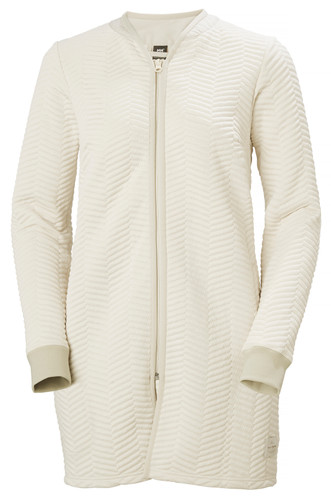 Helly Hansen Lillo Long Zip, Women's - Cream, 63044-034 (63044-034)