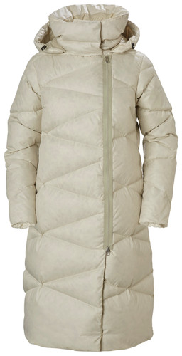 Helly Hansen Tundra Down Coat, Women's - Cream, 53301-034 (53301-034)