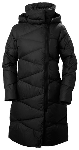 Helly Hansen Tundra Down Coat, Women's - Black, 53301-990 (53301-990)