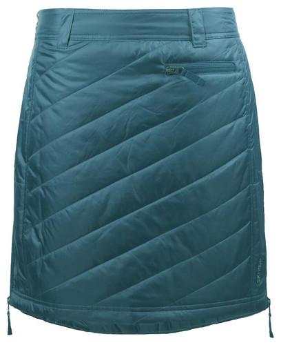 SKHOOP Sandy Short Skirt, Ladies - Deep Lake