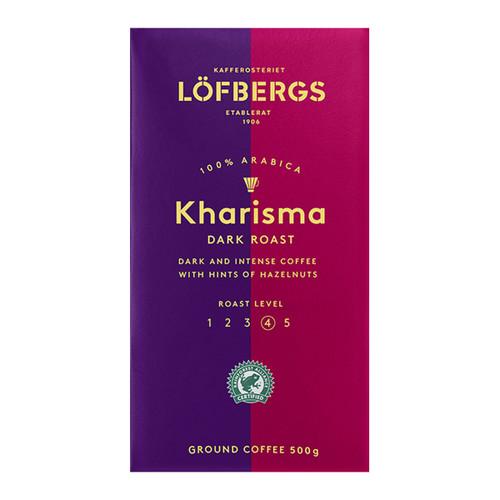 Lofbergs Kharisma Swedish Dark Roast Coffee, #16011
