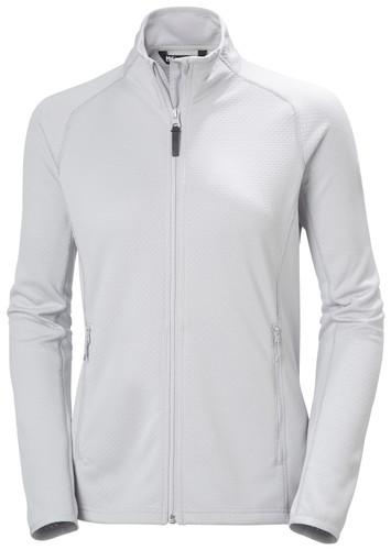 Helly Hansen Womens Rapid Medlayer Jacket, Grey, 48169-853