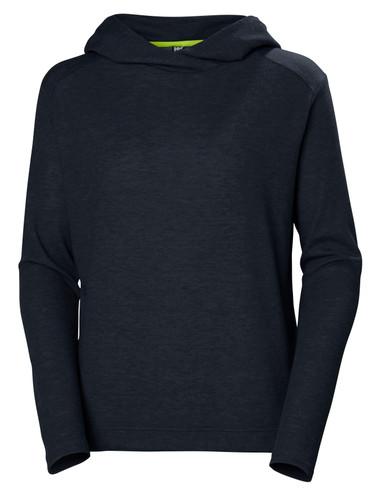 Helly Hansen Lifa Active Solen SS T-Shirt, Women's - Navy, 49353-597