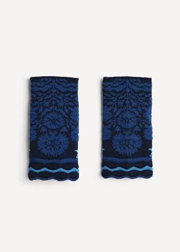 Oleana Alhambra Wristlet, 365-W Blue