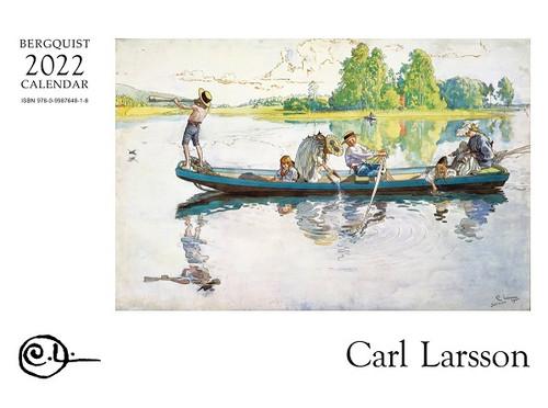 2022 Carl Larsson Calendar