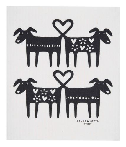 Swedish Dishcloth - BL Dog Lovers