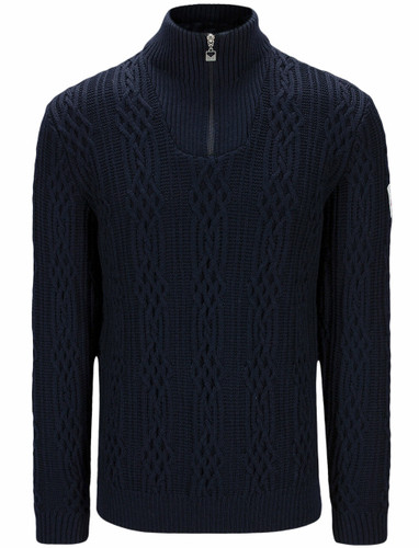 Dale of Norway HovenSweater, Mens - Navy,94731C